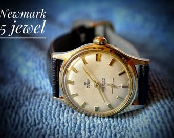 Vintage Newmark wrist watch
