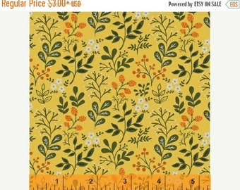 Sale Berries in Sunshine from the Gardening Collection by Dinara Mirtalipova for Windham Fabrics