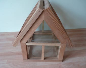 Greenhouse wooden