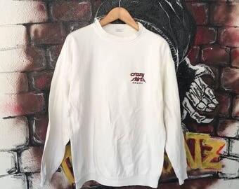 Vintage Crazy Shirt Hawaii Sweatshirt