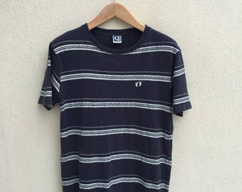 Hang Ten Stripe Tshirt