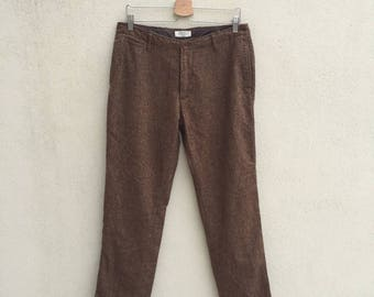 Japanese Brand/Back Number Casual Pants/Size 32