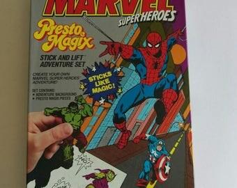 Marvel Super Heroes Colorforms No. 1849 (1991)