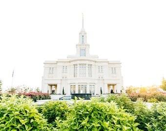 Payson Utah Temple 12