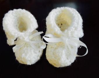 Baby Sock Booties