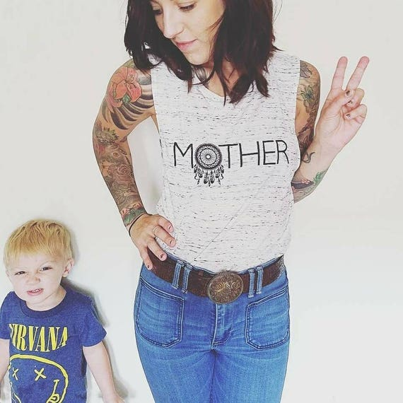 MOTHER, Mother Tee, Mom Tee, Dreamcatchers, Dreamcatcher, Mom Gift, Gift for Moms, Mother Dreamcatcher Tee, Mother  Tshirt
