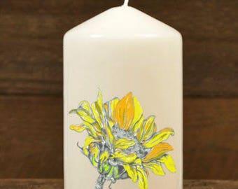 Church Candle, white candle, wedding candle, Pillar candle, ambiance candle, votive, celebration candle, wedding candle, Mindfulness