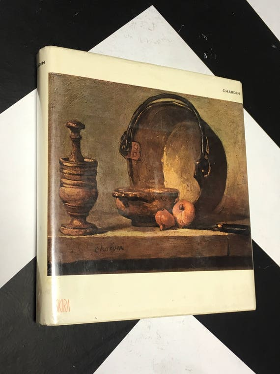 The Taste of Our Time - Chardin (Hardcover, 1963)