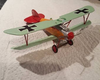 Albatross DVa   1:72 Scale