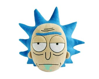 Rick Sanchez from Rick and Morty Plush Pillow Toy