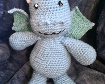 Dragon Plushie (Reserved)