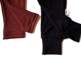 Bamboo leggings- 6 colour options