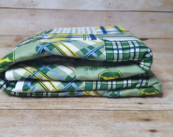 Tractor Quilt Twin Size 120DD