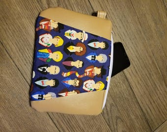 Dr. Who Clutch