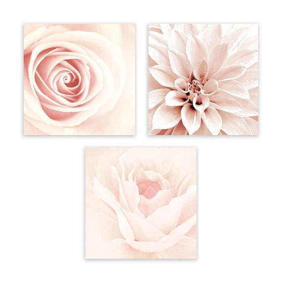 Blush Wall Art Bathroom Wall Art Canvas Set Blush Decor Shabby Chic  sc 1 st  Purchase The Best Deals Online Womens u0026 Mens online Furniture ... & Blush Wall Art Bathroom Wall Art Canvas Set Blush Decor Shabby ...