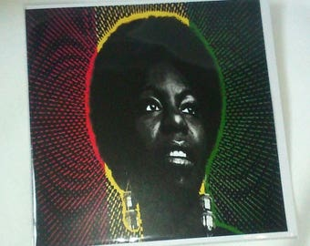 Nina Simone (Greeting Card)