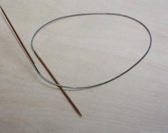 Chiao Goo circular Bamboo needles, size 2, Various lengths available