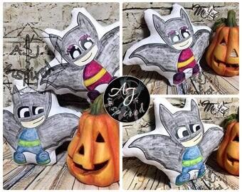 Bat Boy & Bat Girl- Plotterdatei by A.J.s inspired