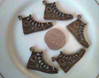 Bronze Converse Sneakers