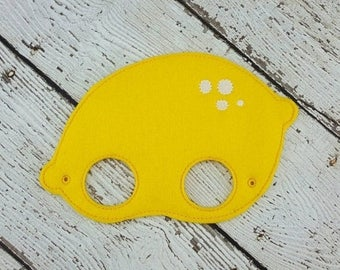 Summer Sale Lemon Mask