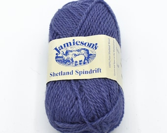 British Wool - Shetland - Destash - Fair Isle - Knitting Wool - Wool Yarn - Knitting Yarn - Shetland Wool - Yarn for Sale - Shetland Yarn