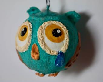 Tearful Owl