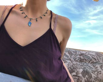 Ceto Abalone Necklace
