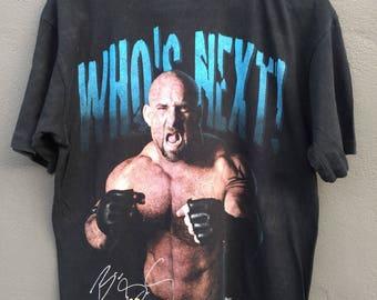 Vintage GOLDBERG Wcw World Champion Wrestling T Shirt