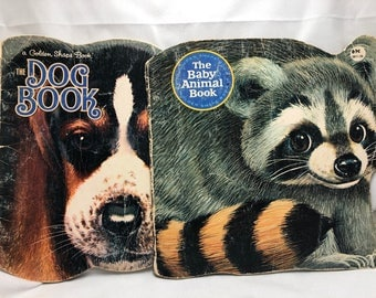 Vintage Set of 2 Children's books