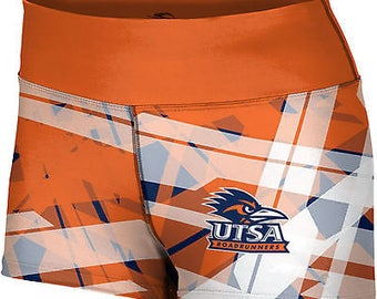 Women's The University of Texas at San Antonio Crisscross Boy Cut Short (UTSA)