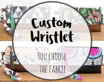 Custom Wristlet