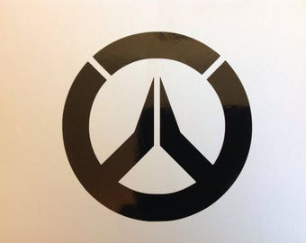 Overwatch inspired Vinyl Sticker