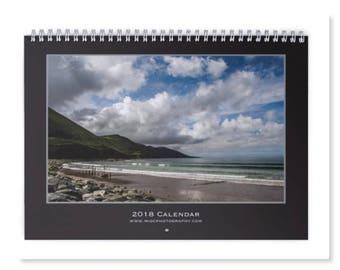 Wall Calendar 2018, Photo Calendar, Wall Calendar Photo, 2018 Calendar, Landscape Calendar, Landscape Photography, Calendar 2018