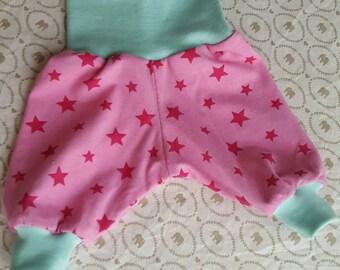 Premmie girl harem pants stars