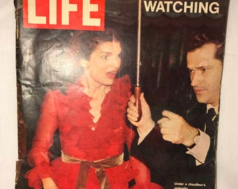 LIFE Magazines JFK and Jackie O