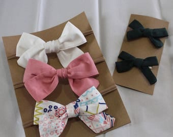 Classic bows (3)