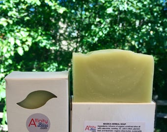 Herbal soap for dry, damaged skin, Magica!
