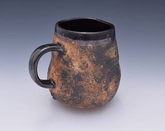 Moon Mug, Handmade Ceramic Mug, Ceramic Mug, Ceramic Coffee Cup, Coffee Mug, Tea Cup, 14 oz