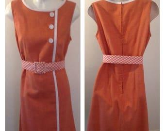 Anniversary Sale Vintage Ladies Dress by Personal