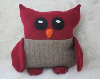 Owl SweaterBaby (Made from recycled sweaters)
