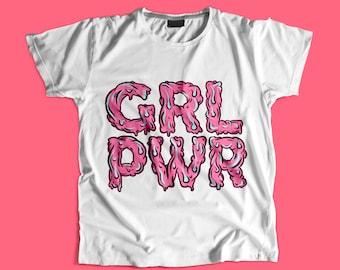 Girl Power - T-shirt