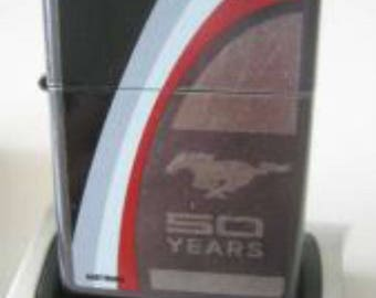 Rare Limited Edition Numbered 50th Anniversary Zippo Lighter
