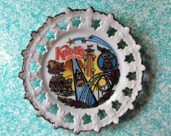 Knotts Berry Farm Collector plate
