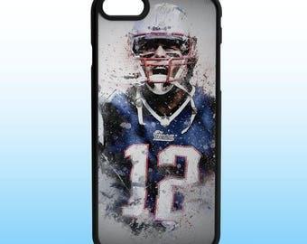 Tom Brady Iphone Case, Iphone 5, 6, 7, 8, X
