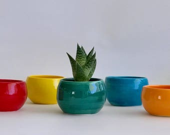 Mini Handmade Ceramic Bowl