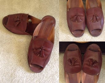 Cole Haan Country Sandals with tassels