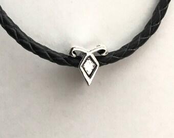 Shadowhunters inspired Angelic Rune Charm (fits Pandora)