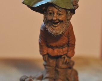 1984, Tom Clark, Gnome, Vintage,  Jack, Boo!, Cairn, Studios, Figurine, Collectible,