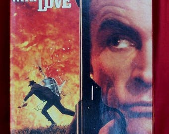 From Russia with Love 007 James Bond Collection VHS Sean Connery