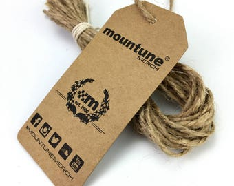 Custom craft hang tags, craft paper hang tags, craft tags